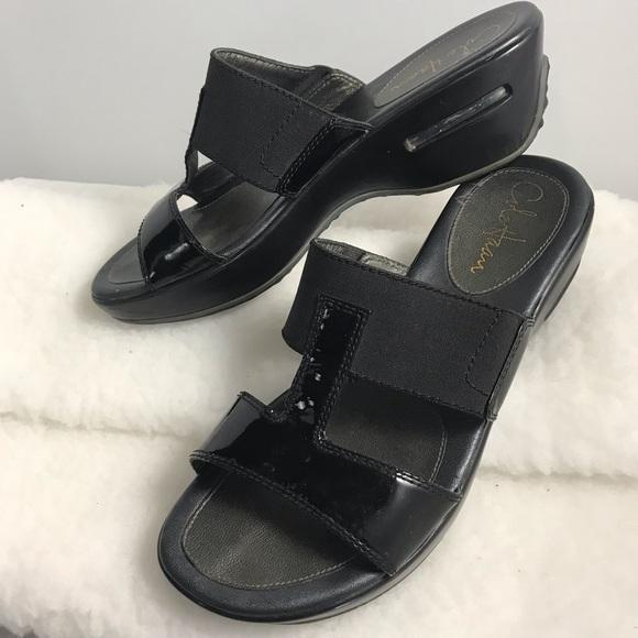 Slip On Sandals Nike Air Sole Sz